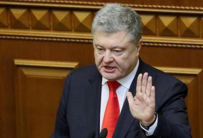 Порошенко розповів, коли підпише закон про припинення дії договору про дружбу з Росією