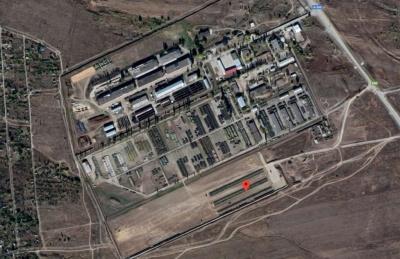 Супутник зафіксував сотні російських танків біля кордону з Україною