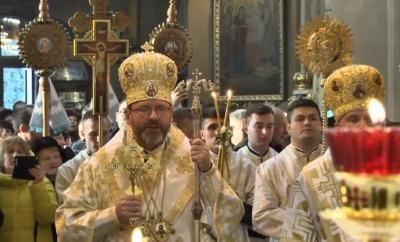 У Чернівцях глава УГКЦ закликав вірян-католиків помолитися за православних братів