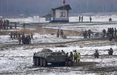 На Яворівському полігоні резервіст поранив військового