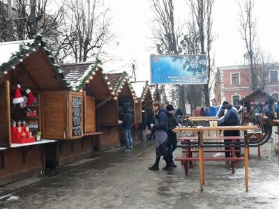 Різдвяне містечко у Чернівцях може залишитись без спиртного: е-петиція назбирала голоси