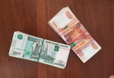 Мільйон рублів у черевиках намагався вивезти до Росії українець