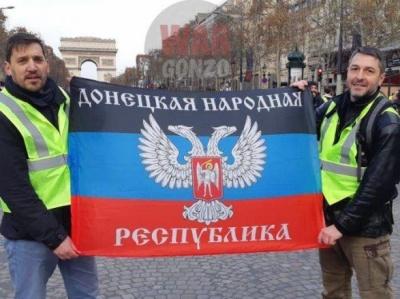 Франція розслідуватиме причетність Росії до протестів «жовтих жилетів»