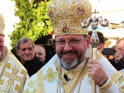 Як пройшов візит глави УГКЦ Святослава до Чернівців - фото