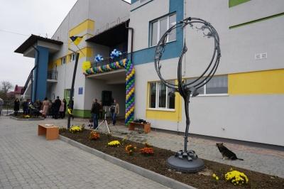 У Ленківцях запрацював новозбудований садочок