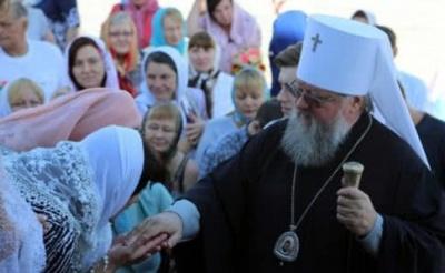 Прикордонники не пропустили митрополита УПЦ МП через лінію розмежування