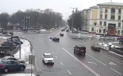 Нардеп «Народного фронту» потрапила у ДТП