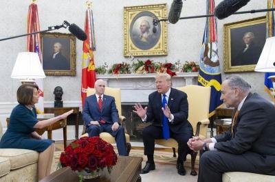 "Трамп пригрозив уряду США ""шатдауном"""