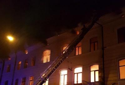 Пожежа в центрі Чернівців – наймасштабніша за останні 20 років, - Продан