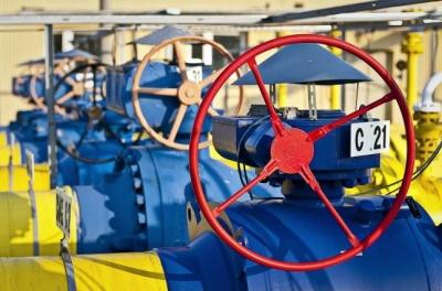 Україна закупила газ у листопаді за рекордною ціною
