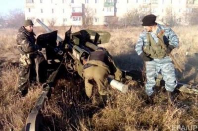 Від початку доби окупанти порушували режим тиші мінометним вогнем - штаб ООС