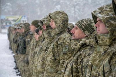 Воєнний стан: в Україні почалися збори резерву прикордонників