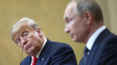 Трамп не зустрічатиметься з Путіним доки РФ не відпустить українських моряків