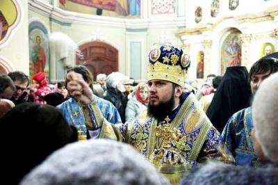Собор КП підтримав на очільника нової церкви екс-буковинця Епіфанія, - ЗМІ