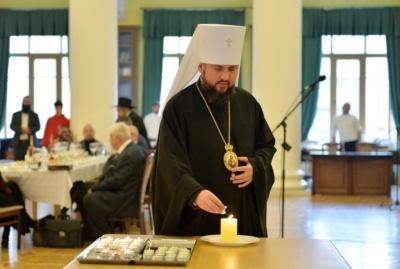 Хто такий митрополит Епіфаній, який може очолити помісну церкву