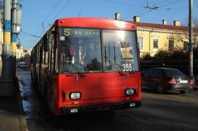 Одеська фірма розробить документацію на новий тролейбусний маршрут у Чернівцях