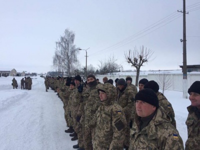 Резервістів з Буковини поки що не набиратимуть, - обласний військкомат