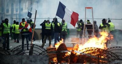 У Франції під час протестів вже загинуло семеро людей