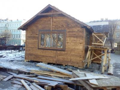 Стало відомо, у скільки обійшлося різдвяне містечко у Чернівцях
