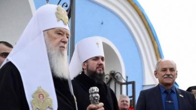 Філарет отримав пожиттєвий титул почесного патріарха Православної Церкви