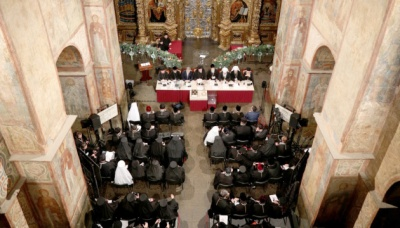 На пост предстоятеля Української помісної церкви було троє кандидатів