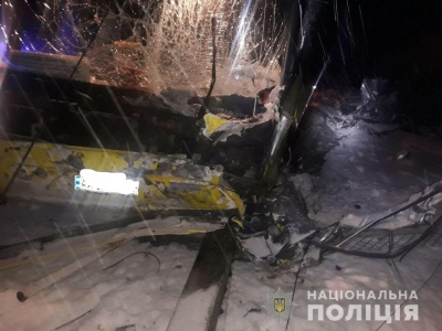 На Львівщині у ДТП з автобусом загинули четверо людей