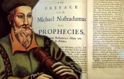 Яким буде 2019 рік: 10 передбачень Нострадамуса