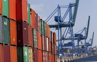 В Україні продовжує зростати негативне сальдо торговельного балансу