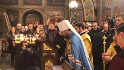 Митрополит Епіфаній запросив єпископів УПЦ МП до помісної церкви