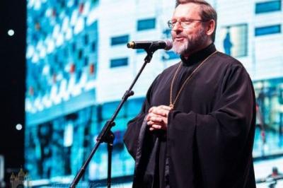 Глава УГКЦ привітав православних українців з об'єднанням церкви