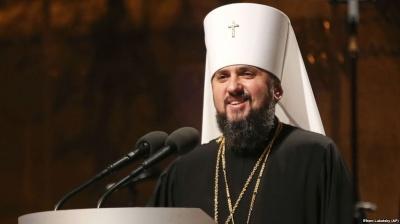 У НСЖУ пояснили, як митрополит Епіфаній став членом спілки
