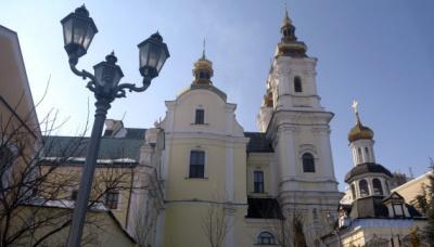 У Вінниці парафіяни Свято-Преображенського собору перейшли до УПЦ