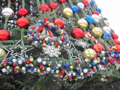 У Чернівцях у середу відкриють головну новорічну ялинку міста