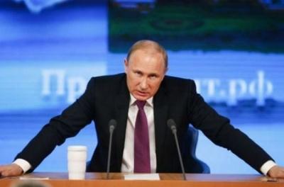 Путін пригрозив світу новітньою зброєю