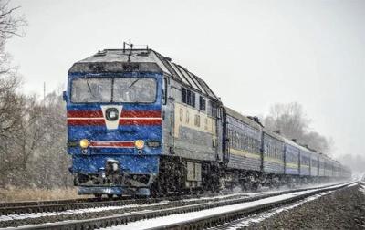 Укрзалізниця призначила до Чернівців додатковий поїзд на зимові свята