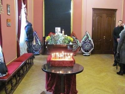 Чернівці попрощалися з відомим композитором Леонідом Затуловським - фото