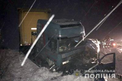 На Хмельниччині у ДТП загинули двоє буковинців - фото