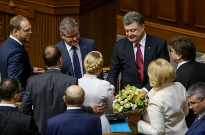 Столичні соціологи визначили лідера президентського рейтингу на Буковині