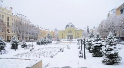 Якою буде погода на Новий рік: прогноз від синоптиків
