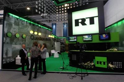 У Великій Британії телеканал Russia Today визнали винним у порушенні правил мовлення