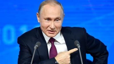 Путін заявив, що російські ПВК можуть захищати інтереси бізнесу де завгодно