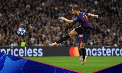 В УЄФА назвали найкращий гол групового етапу Ліги чемпіонів - відео