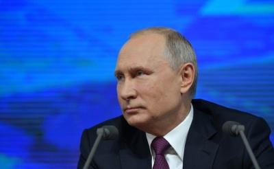 Путін звинуватив вселенського патріарха у бажанні заробити на українській церкві