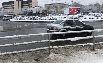 Продан задоволений тим, як комунальники прибирають вулиці Чернівців від снігу