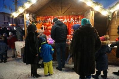 Як працюватиме Різдвяне містечко в Чернівцях – графік роботи