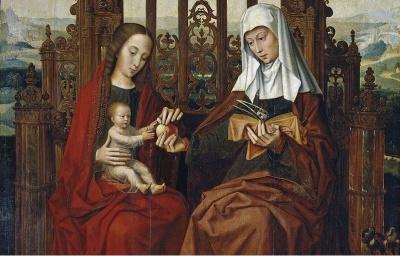 Християни відзначають день святої Анни