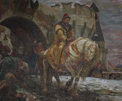 США повернуть Україні картину, яку викрали під час Другої світової війни