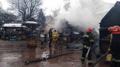 У Львові на Різдвяному ярмарку стався вибух