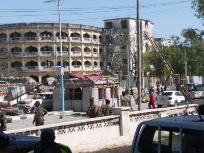 У столиці Сомалі сталося два вибухи: загинули 17 людей - фото