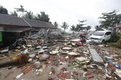В Індонезії внаслідок цунамі загинули понад 160 осіб